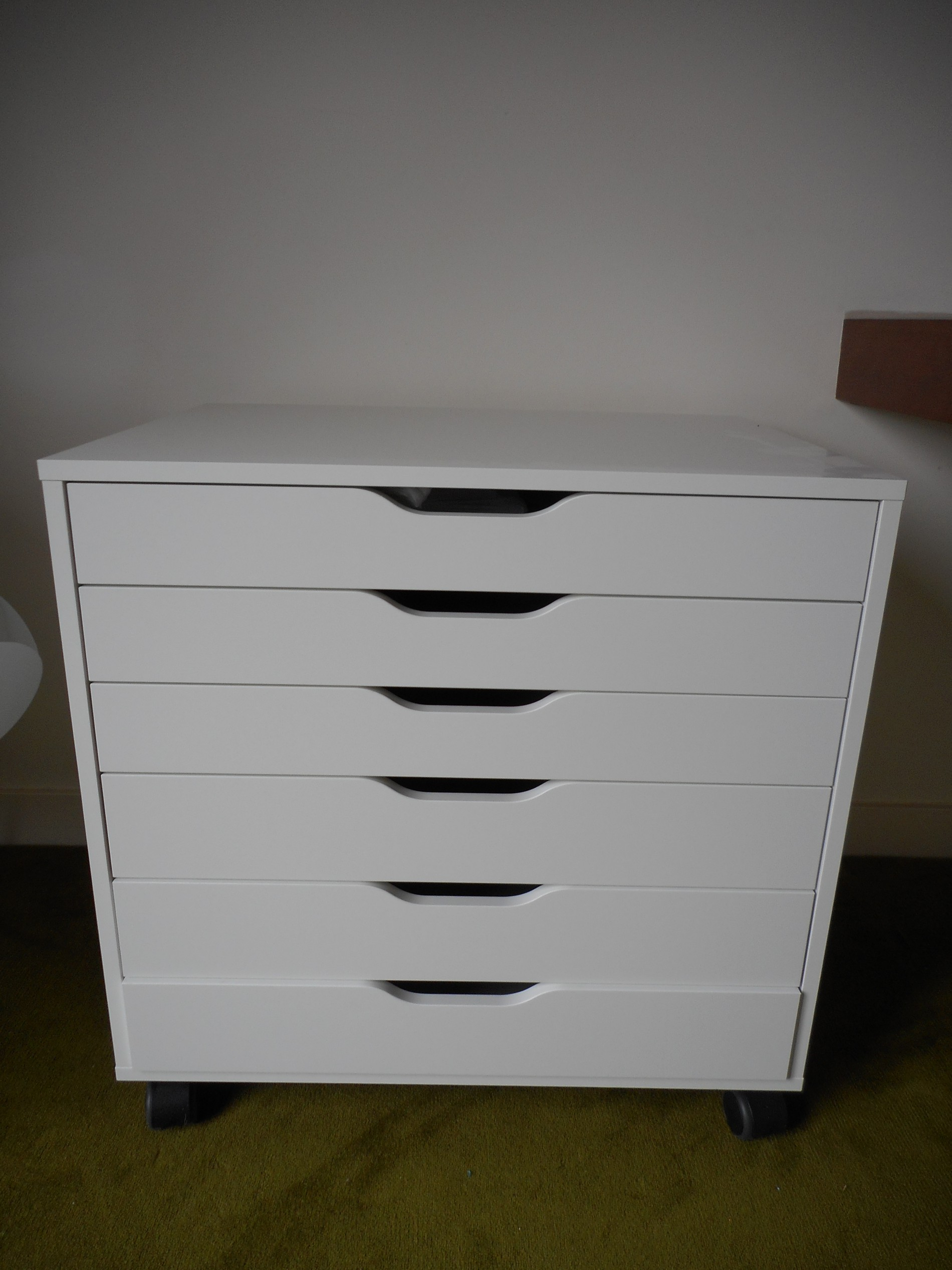 Vika Alex Drawer Unit On Castors Pictures To Pin On