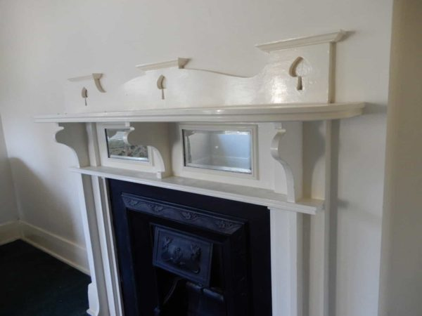 https://www.sell4you.com.au/product/timber-mirrored-mantel-cast-iron-fireplace-painted-white-1s/