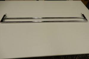 Towel Rail – Double Chrome Towel Rail, 3c