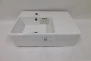Bathroom Basin – Caroma Wall Mounted Basin, new never used, pc1