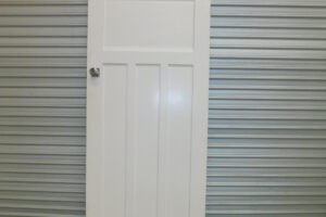 Door Internal 4 panel MDF 795 mm W x 1980 mm H 1c
