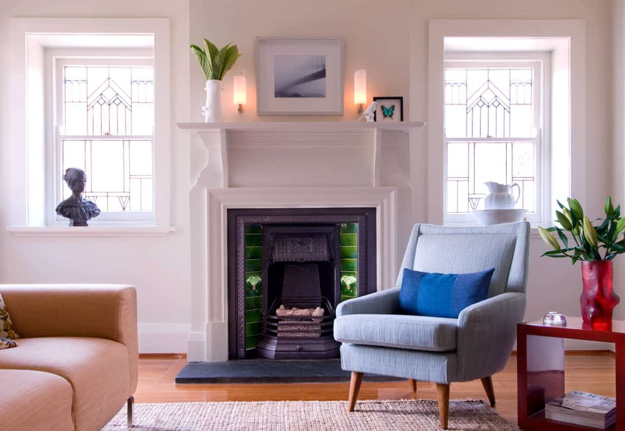 Winter Warmers – Fireplace Inserts and Mantels